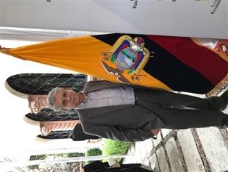 Despedida al Embajador de Ecuador