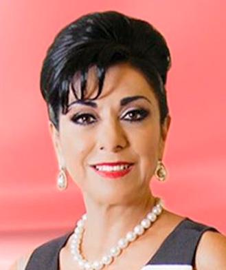 María Lucero Saldaña Pérez