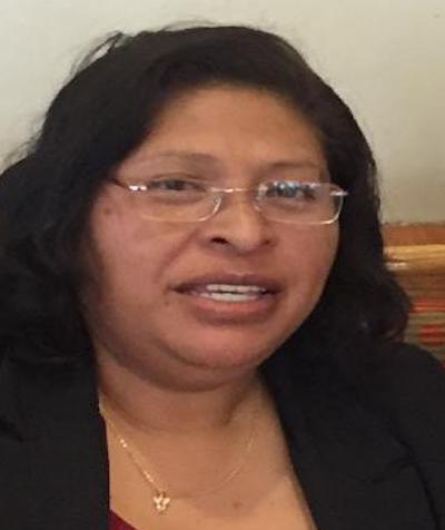 María Margarita Mendoza Atriano