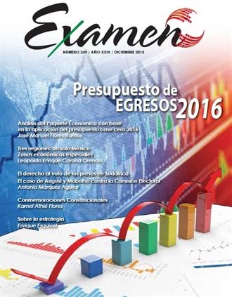 Presupuesto de Egresos 2016