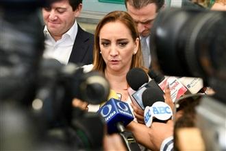 ENTREVISTA A CRM, AL TÉRMINO DE SU VISITA AL TRIBUNAL ELECTORAL DEL PODER JUDICIAL DE LA FEDERACIÓN, SALA REGIONAL MTY