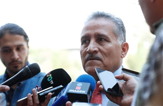 ENTREVISTA A ARTURO ZAMORA JIMÉNEZ PREVIO AL REGISTRO DE ALBERTO JIMÉNEZ MERINO COMO CANDIDATO DEL PRI.