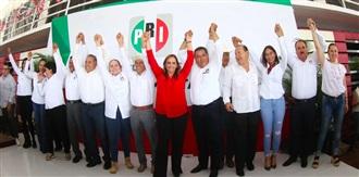 EN LAS ELECCIONES DE 2019 PRI REAFIRMARÁ QUE SIGUE SIENDO GRANDE: RUIZ MASSIEU.