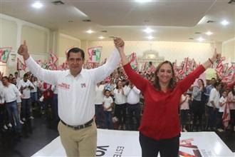 NETZA VENTURA FIRME EN EL CAMINO DE RECUPERAR AGUASCALIENTES EL PRÓXIMO 2 DE JUNIO.