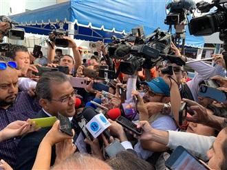 ENTREVISTA AL CANDIDATO DEL PRI A LA GUBERNATURA DE PUEBLA, ALBERTO JIMÉNEZ MERINO.