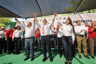 EN ESTE MOMENTO HISTÓRICO Y POLÍTICO DE MÉXICO, LA RESPONSABILIDAD ES CON LAS FAMILIAS MEXICANAS: ALEJANDRO MORENO