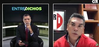 """ENTREVISTA A ALEJANDRO MORENO EN """"ENTRE DICHOS"""" 12/08/20"""