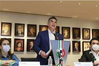 ALEJANDRO MORENO ABRE LAS PUERTAS DEL PRI  Y CONVOCA A RESCATAR A MÉXICO DE LOS MALOS GOBIERNOS