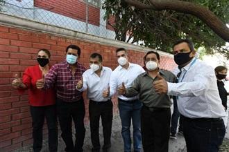 DIRIGENCIA DEL PRI ESTÁ PRESENTE EN COAHUILA E HIDALGO, PARA SEGUIR CONTIENDA ELECTORAL