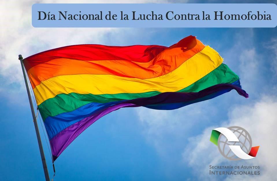 Sabías qué… hoy 17 de mayo es el Día Internacional Contra la Homofobia y la Transfobia.