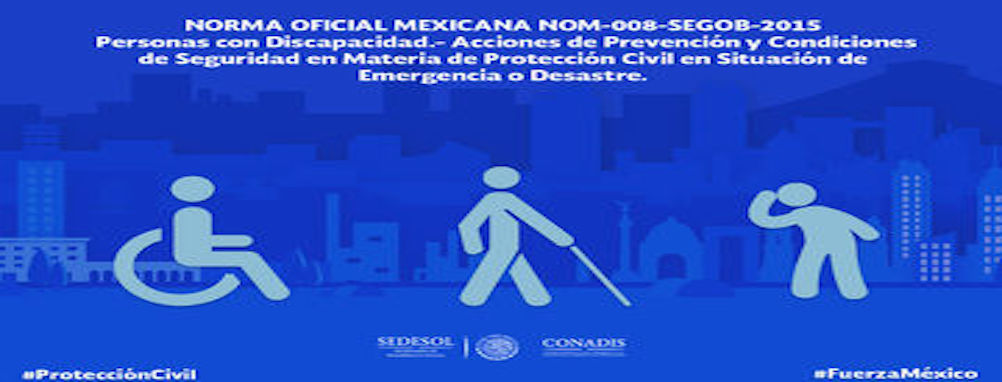¿Cómo apoyar a las personas con discapacidad en situación de emergencia?