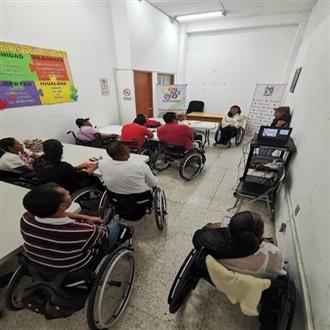 SE CAPACITA EN EL CDE DEL PRI PUEBLA, PARA IMPULSAR LA INCLUSIÓN