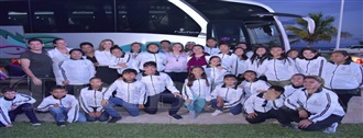 BRILLAN COMPAÑÍAS INCLUSIVAS EN EVENTO NACIONAL DE ZACATECAS