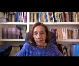 """FORO INTERNACIONAL """"LOS PARLAMENTARIOS EN TIEMPOS DE COVID-19"""" DRA. MARÍA AMPARO CANTO"""