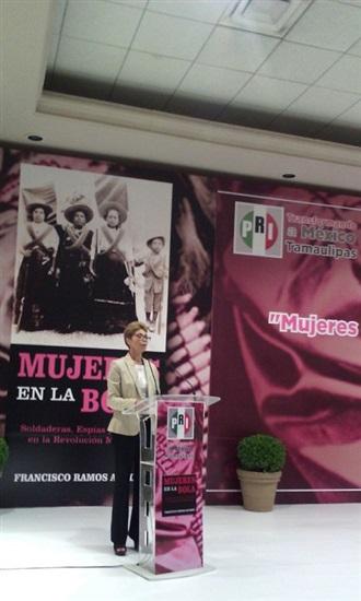 DISCURSO DE LA SECRETARIA, BEATRIZ PAGÉS EN CIUDAD VICTORIA, TAMAULIPAS