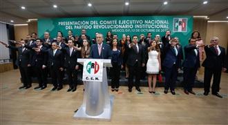 TENEMOS UN COMITÉ EJECUTIVO NACIONAL QUE ENTREVERA GENERACIONES Y EXPERIENCIA POLÍTICA: MFB
