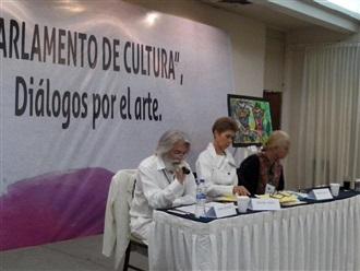INTENSA ACTIVIDAD CULTURAL DE BEATRIZ PAGÉS EN VERACRUZ, ESTA SEMANA