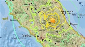 COMUNICADO: SISMO EN ITALIA.