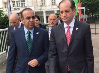 SECRETARÍAS DEL TRABAJO DE MÉXICO Y EU ACUERDAN AGENDA BILATERAL