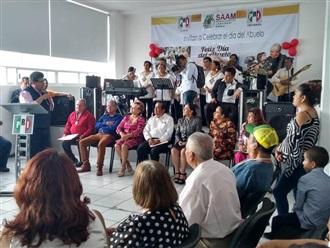 CELEBRACIÓN MEXICANA EN EL CDE PUEBLA