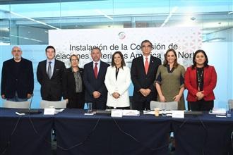 LA INTEGRACIÓN DE AMÉRICA DEL NORTE DEBE TRADUCIRSE EN BENEFICIOS PARA LAS FAMILIAS MEXICANAS: CLAUDIA RUIZ MASSIEU