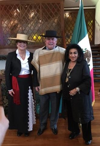 CELEBRACIÓN DEL DÍA DE LA INDEPENDENCIA DE CHILE.