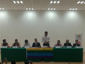 CONFERENCIA DE DIVERSIDAD E INCLUSIÓN DE ALA PROGRESISTA NACIONAL DE LA COALICIÓN MEXICANA DE LGBTTTI+