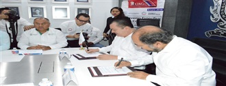 FIRMA CONVENIO EL GOBIERNO DE GUERRERO CON LA UAGRO EN PRO DE LA INCLUSIÓN LABORAL