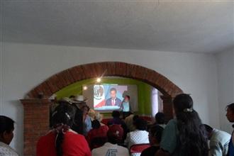 """TALLER """"FORTALECIMIENTO A LAS ESTRUCTURAS INDÍGENAS"""""""