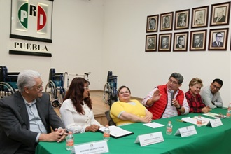 EL PRI FOMENTA MAYORES ESPACIOS POLÍTICOS Y SOCIALES PARA PERSONAS CON DISCAPACIDAD